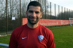 Dimitrios Grammozis, Trainer der C-Junioren beim VfL Bochum