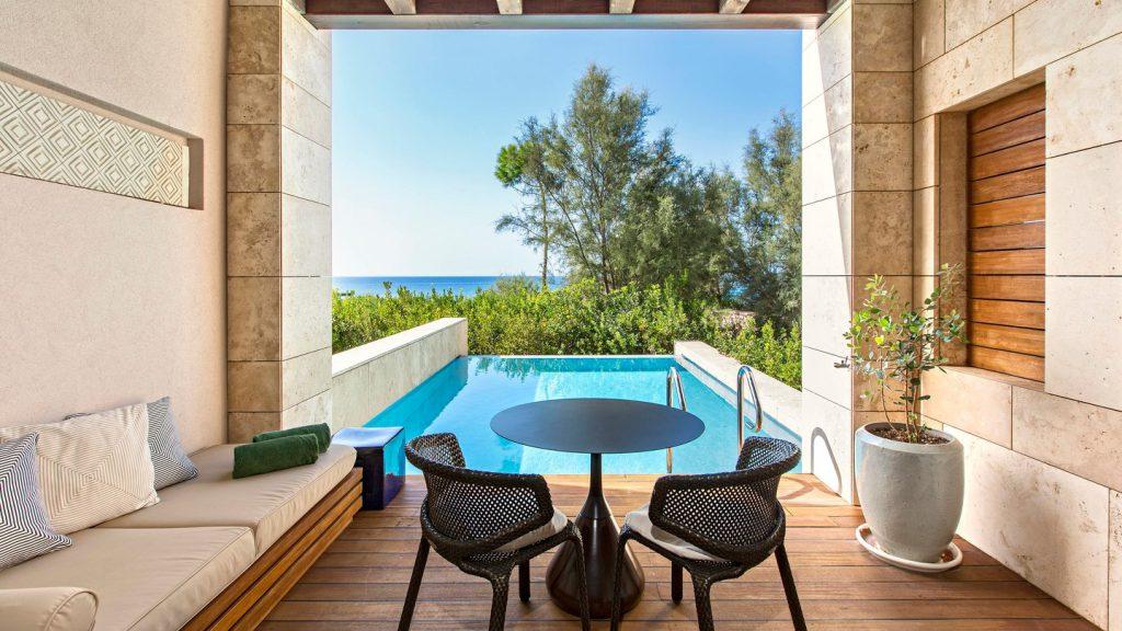Ferienwohnungen für den uralub in Griechenland