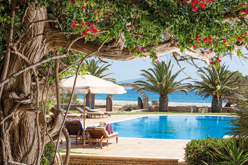Hotels in Griechenland in bester Lage