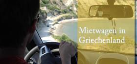 Griechenland Mietwagen