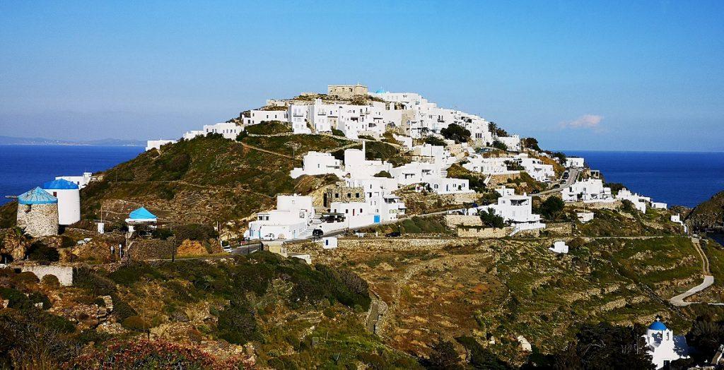 Inselhüpfen Griechenland